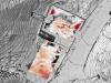 Una delle nuove mappe della Valle dei Re frutto di studi di geofisica e geomatica (fonte: F. Porcelli, PoliTo)