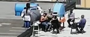 Grigliate sui tetti a Palermo, sono sei per ora i denunciati: cosa rischiano