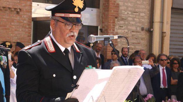 carabinieri, Antonio Di Terlizzi, Trapani, Cronaca