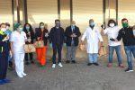 Coronavirus, gli chef di Modica cucinano per medici e infermieri dell'ospedale