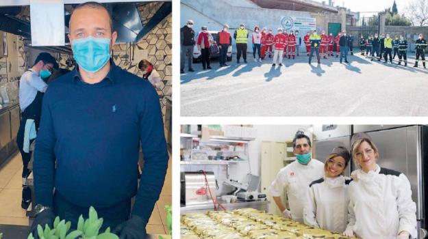 solidarietà, Agrigento, Cronaca