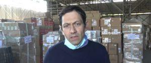 l'assessore alla Salute della Regione Siciliana, Ruggero Razza