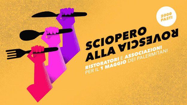 cibo, coronavirus, sciopero, Palermo, Economia