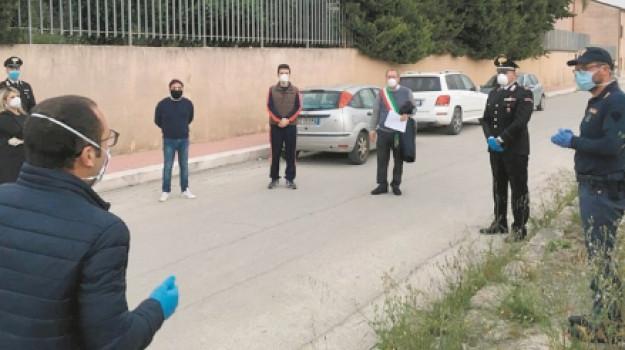 coronavirus, migranti, Nello Musumeci, Agrigento, Cronaca