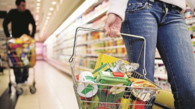 alimenti, Caltanissetta, Economia