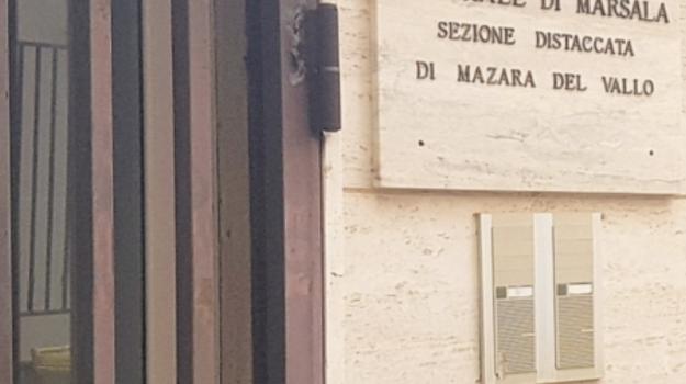 inps, mazara, Trapani, Cronaca
