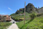 Troina, frane dalla Rocca San Pantheon: finanziati i lavori di consolidamento
