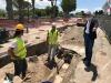 Archeologia: Paestum, riemergono i resti di Porta Aurea