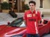"""La Ferrari scommette su Leclerc: """"Può diventare il pilota migliore della storia"""""""