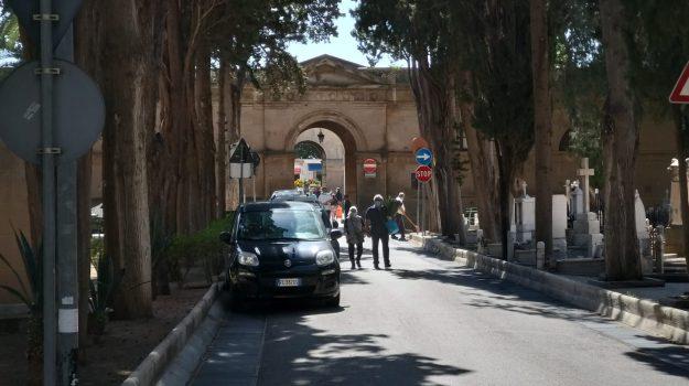 cimiteri, Palermo, Politica