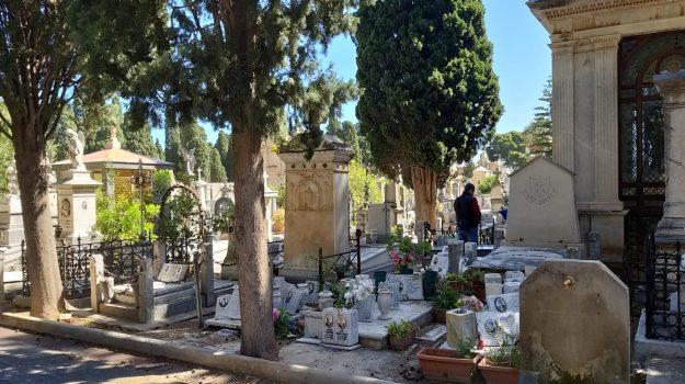 Cimitero, Palermo, Cronaca