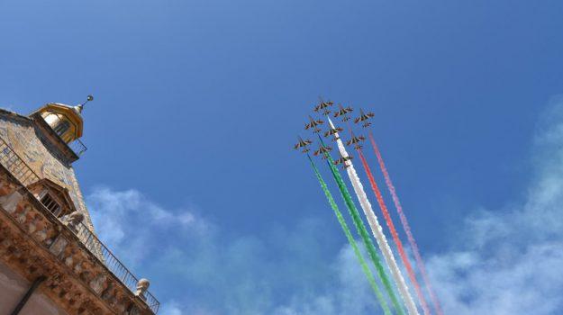 Festa della repubblica, Giuseppe Forlani, Palermo, Cronaca