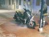 Trapani, va a fuoco la moto del presidente di quartiere Giovanni Parisi