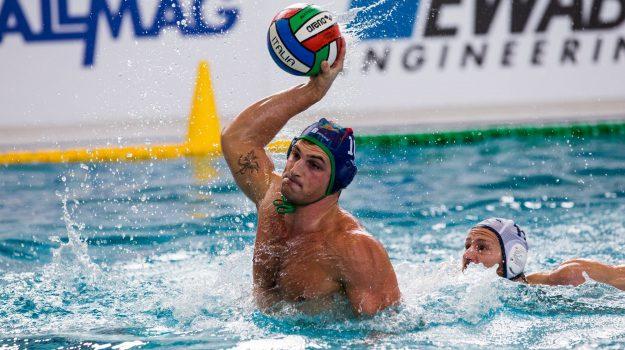 pallanuoto, telimar, Luca Marziali, Palermo, Sport