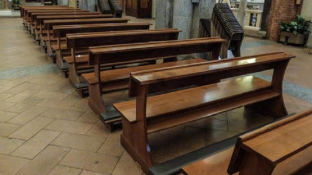 Chiesa, coronavirus, Ragusa, Cronaca
