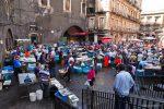 Il mercato della Pescheria a Catania - Foto Archivio