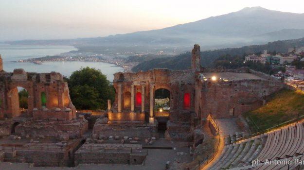 fase 2, taormina, Messina, Cultura