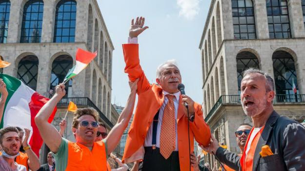 coronavirus, gilet arancioni, Antonio Pappalardo, Sicilia, Politica