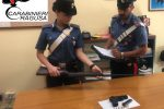 Lite in famiglia a Giarratana, trovate armi in casa: denunciato un uomo