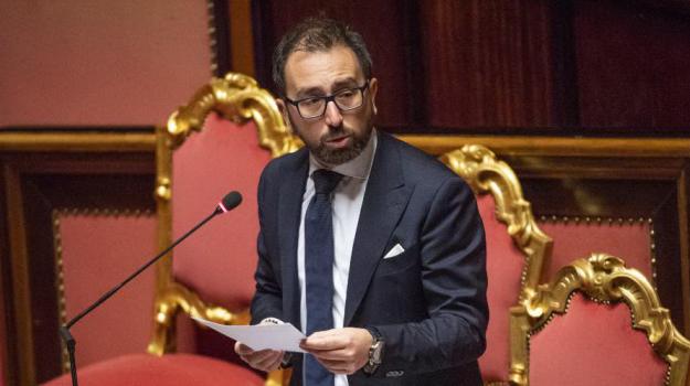 coronavirus, mafia, Alfonso Bonafede, Sicilia, Politica
