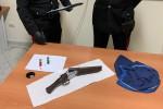 Cassibile, trovato in campagna un fucile con matricola abrasa: indagini dei Ris