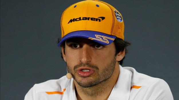 auto, formula 1, Carlos Sainz, Sicilia, Sport