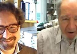 «Coronavirus, serve una collaborazione mondiale» Jared Diamond dialoga con Telmo Pievani al Festival «Risvegli» dell'Orto Botanico dell'Università di Padova, online fino a domenica 3 maggio  - Corriere Tv