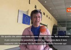 Coronavirus, Vestager: «Il governo italiano fa quello che può per le imprese» Le parole della commissaria Ue alla Concorrenza - Agenzia Vista/Alexander Jakhnagiev