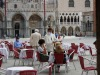 Riaprono i bar a Piazza San Marco a Venezia