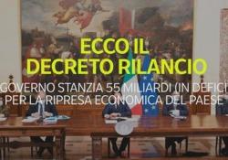 Ecco il Decreto Rilancio: maxi provvedimento da 55 miliardi  Il governo stanzia 55 miliardi (in deficit) per la ripresa economica del Paese - Ansa