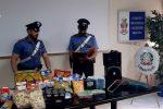 Siracusa, svaligia un intero garage: arrestato dai carabinieri