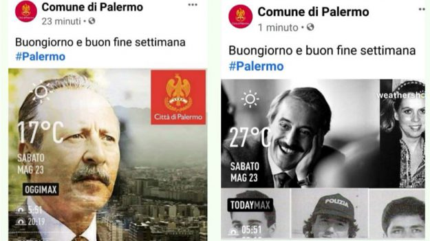 23 maggio, comune palermo, Lega, strage di capaci, Igor Gelarda, Palermo, Cronaca
