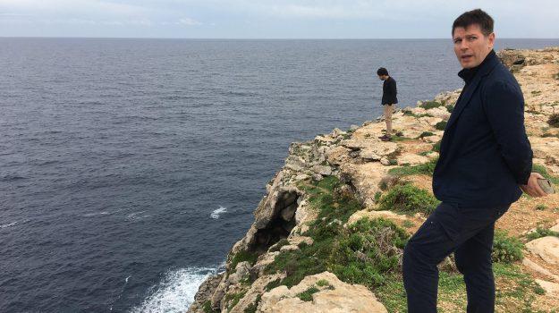 Lampedusa, Giovanni Di Caro, Ignazio Corrao, Agrigento, Politica