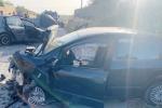 Scontro frontale fra due auto, tre feriti gravi a Niscemi