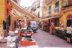"""Fase 2 a Caltanissetta, riapre l'antico mercato della """"Strata 'a Foglia"""""""