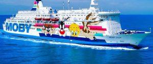 Lampedusa, la nave Moby Zaza pronta ad accogliere i migranti per la quarantena