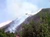 Ancora allarme incendi in Sicilia, brucia monte Bonifato: paura ad Alcamo