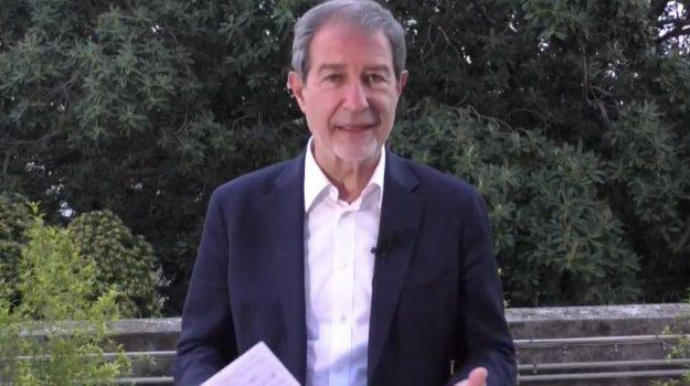 Alberto Pierobon, Nello Musumeci, Agrigento, Politica
