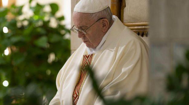Chiesa, migranti, Papa Francesco, Sicilia, Cronaca