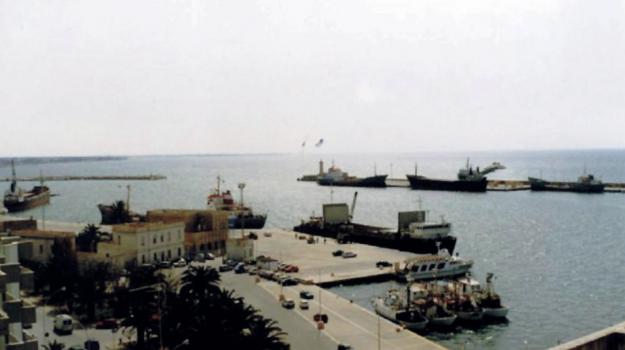 marsala, porti, Trapani, Economia