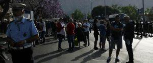 Non aprono i mercati rionali a Palermo, tensione alla protesta degli ambulanti a Falsomiele e viale Francia