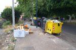 Gettano rifiuti a Catania da altri Comuni, elevate 1.550 multe in 6 mesi