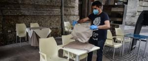 Palermo, tutti i ristoranti lunedì potranno riaprire: il Comune concede in deroga spazi esterni per i tavoli