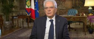 """23 maggio, Mattarella: """"Falcone e Borsellino luci nelle tenebre della mafia"""""""