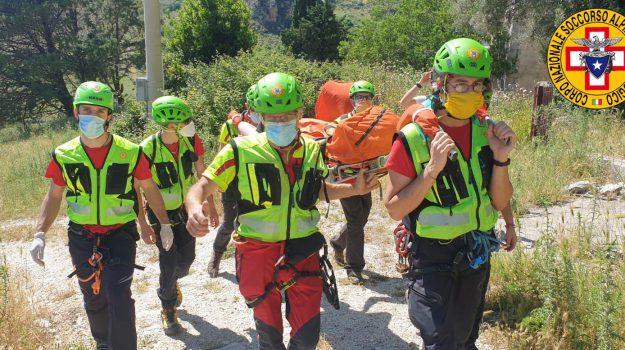 soccorso alpino, Palermo, Cronaca
