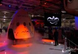 Tutto pronto a Cape Canaveral per la prima missione spaziale USA con equipaggio da 11 anni Due astronauti partiranno a bordo della capsula Crew Dragon - LaPresse/AP