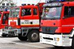 Incendio a Ragusa, fiamme nello stabilimento di farina di carrube Lgb