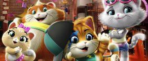 """Cartoni: """"44 gatti"""" vince i Content Innovation Awards, è il miglior show animato per bambini"""