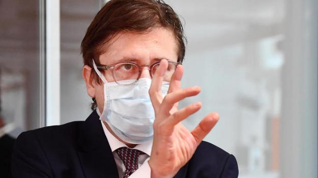 coronavirus, Pierpaolo Sileri, Sicilia, Politica