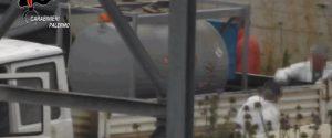 Furti di carburante a Bellolampo, i nomi dei 21 arrestati